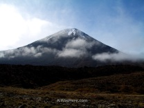 Mount Ngauruhoe, Tongariro National Park, New Zealand