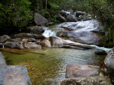 Cleopatra's Pool, Abel Tasman Coastal Track, New Zealand
