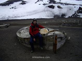 Antártida 4 Deception Island Decepcion Antarctica Alwashere
